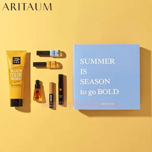 ARITAUM Fashion Style Look Book Box 5items [Stylish & Bubbly Edition]